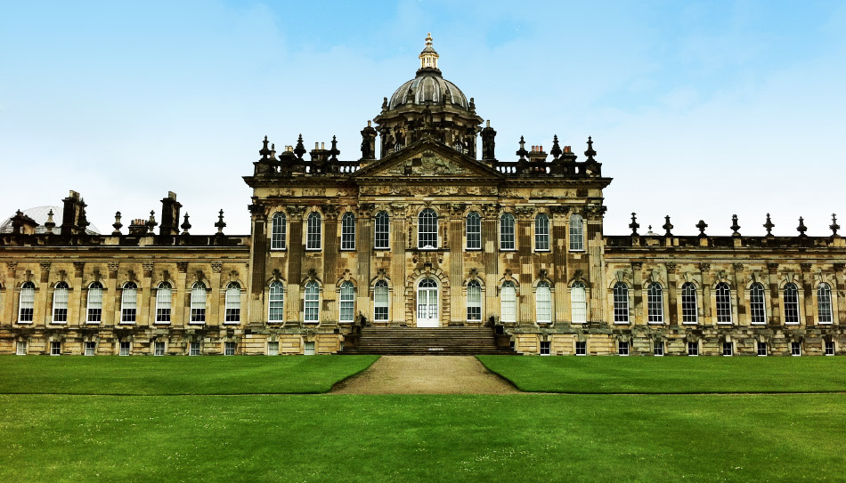 Known to millions as Brideshead — after the 1980s television series Brideshead Revisited — Castle Howard was designed in 1700 by a London dramatist, John Vanbrugh, and built by the renowned architect Nicholas Hawksmoor. It features the first masonry dome to crown a private residence in England.