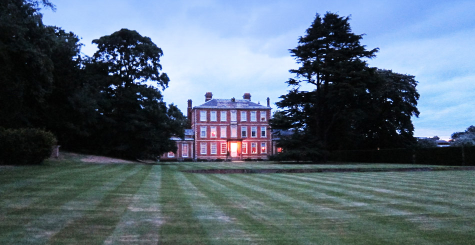 Built in 1699 and now owned by the National Trust, the handsome brick Middlethorpe Hall and Spa — the luxurious hotel outside of York where the group stayed — is furnished with Georgian antiques and good 18th-century portraits.