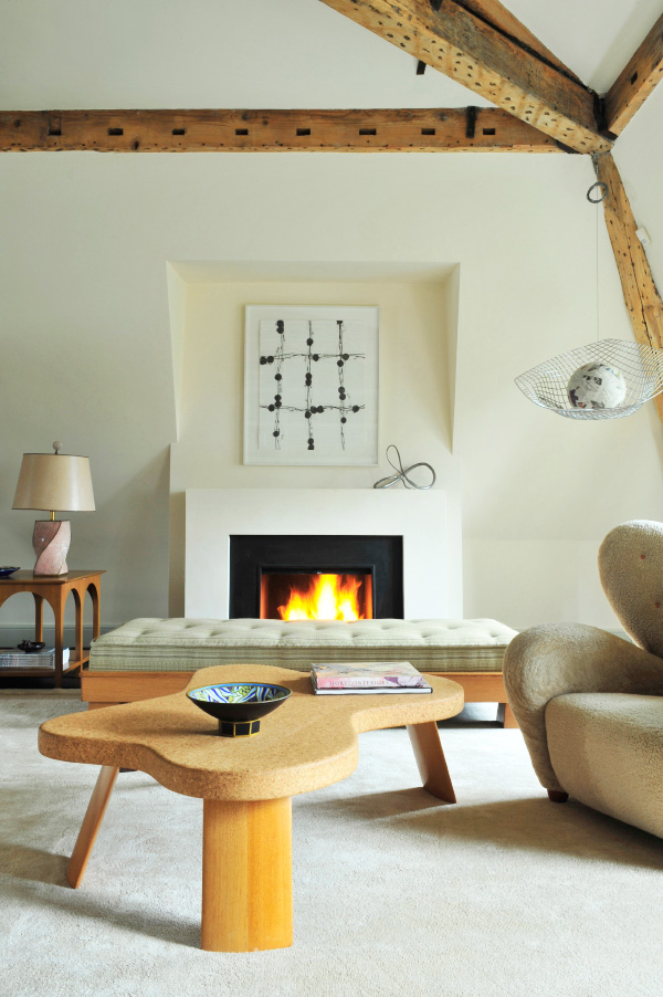 Pierre Yovanovich's former Paris apartment,