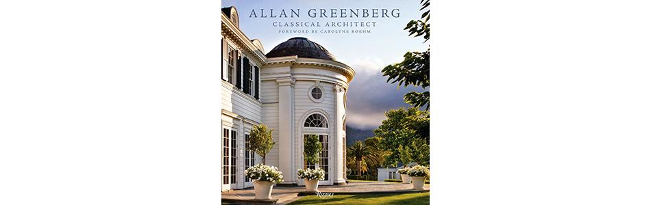 Allan Greenberg book cover