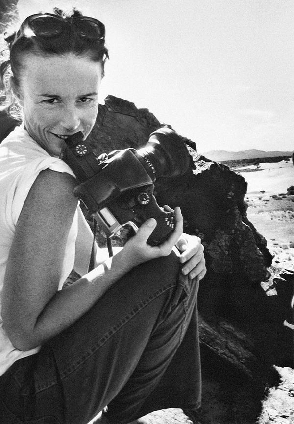 Pamela Hanson Portrait