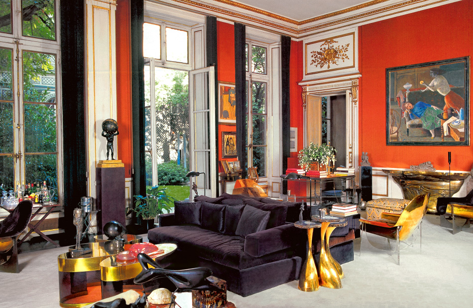 Henri Samuel Paris grand salon