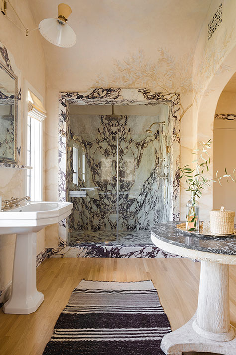 master bathroom by Jeremiah Brent