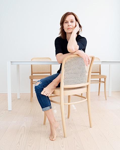 Interior designer Magdalena Keck