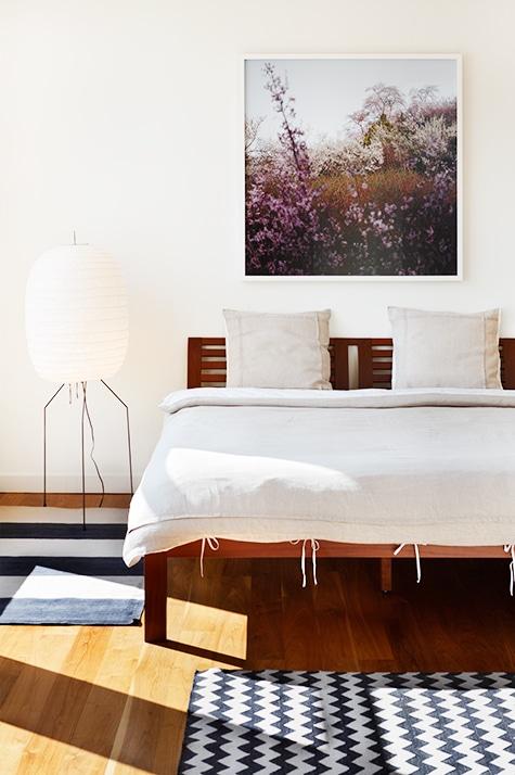 Soho bedroom by Magdalena Keck