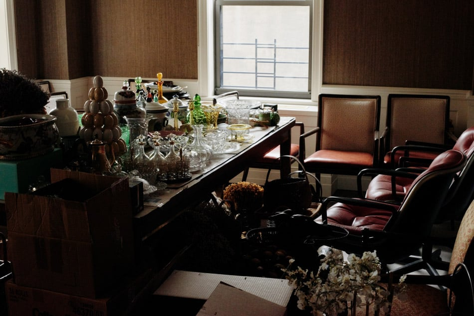 Mimi Mendelson's dining room