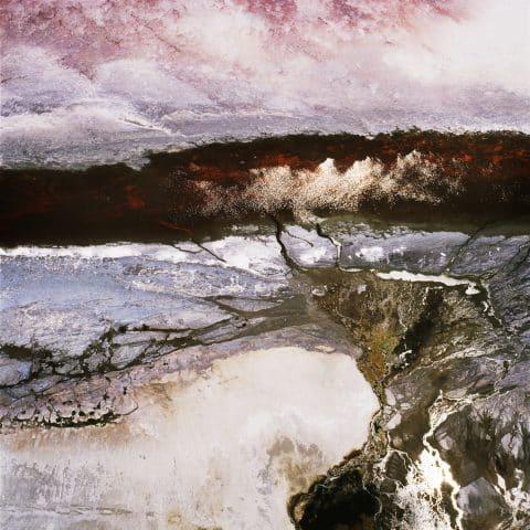 David Maisel, The Lake Project 24, 2002