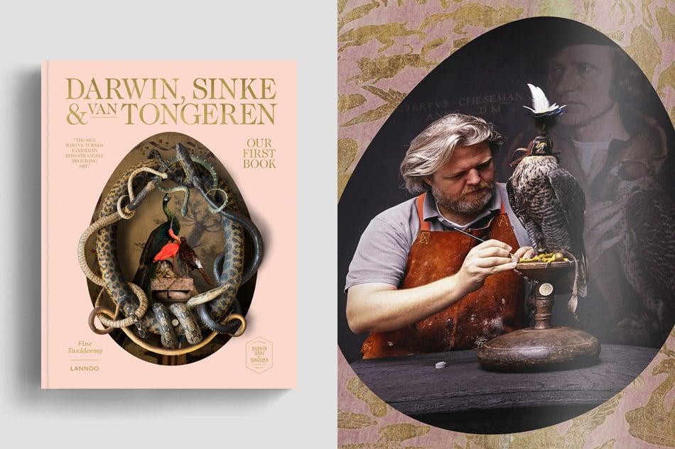 Our First Book: Fine Taxidermy by Darwin, Sinke & van Tongeren