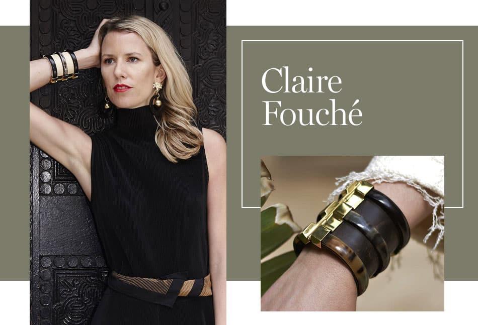 Claire Fouché jewelry