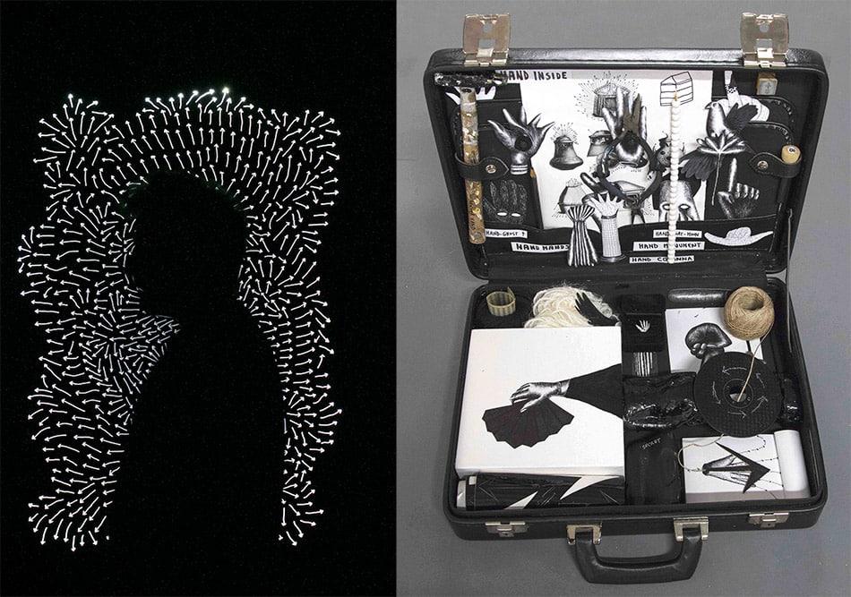 Andrea Biaconi Ultra and The Action Secret Case Houston Barbara Davis Gallery