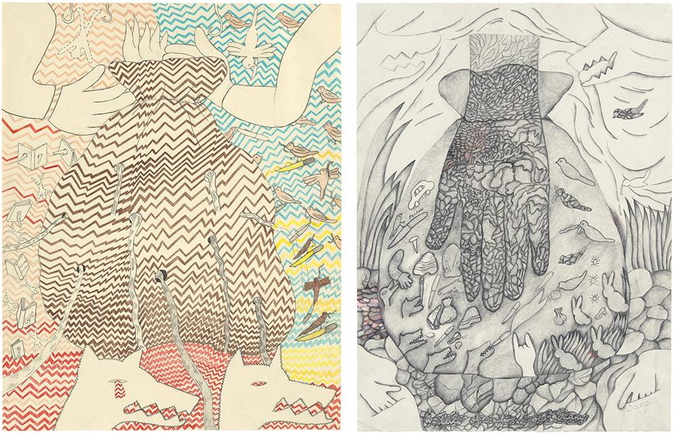 Suellen RoccaNeatest Garbageand Tale of the Two-Legged Bunny Matthew Marks Gallery
