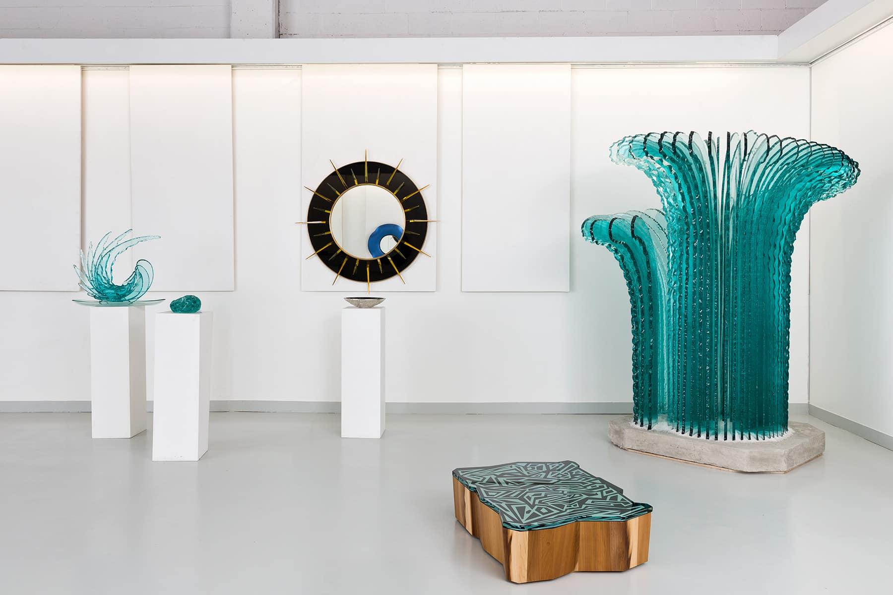 Ghiro Studio showroom