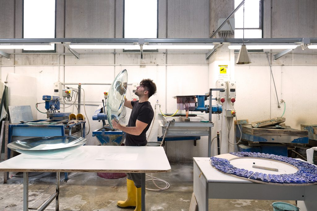 Domenico Ghiro at Ghiro Studio