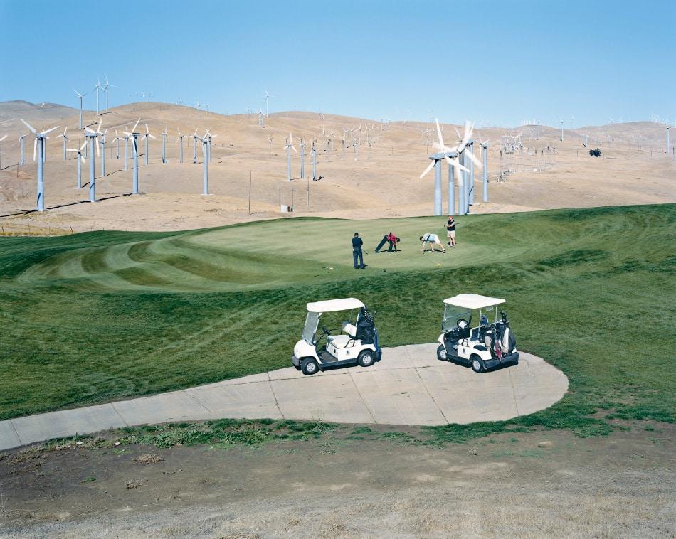 Altamont Pass Wind Farm, California, 2007, Mitch Epstein