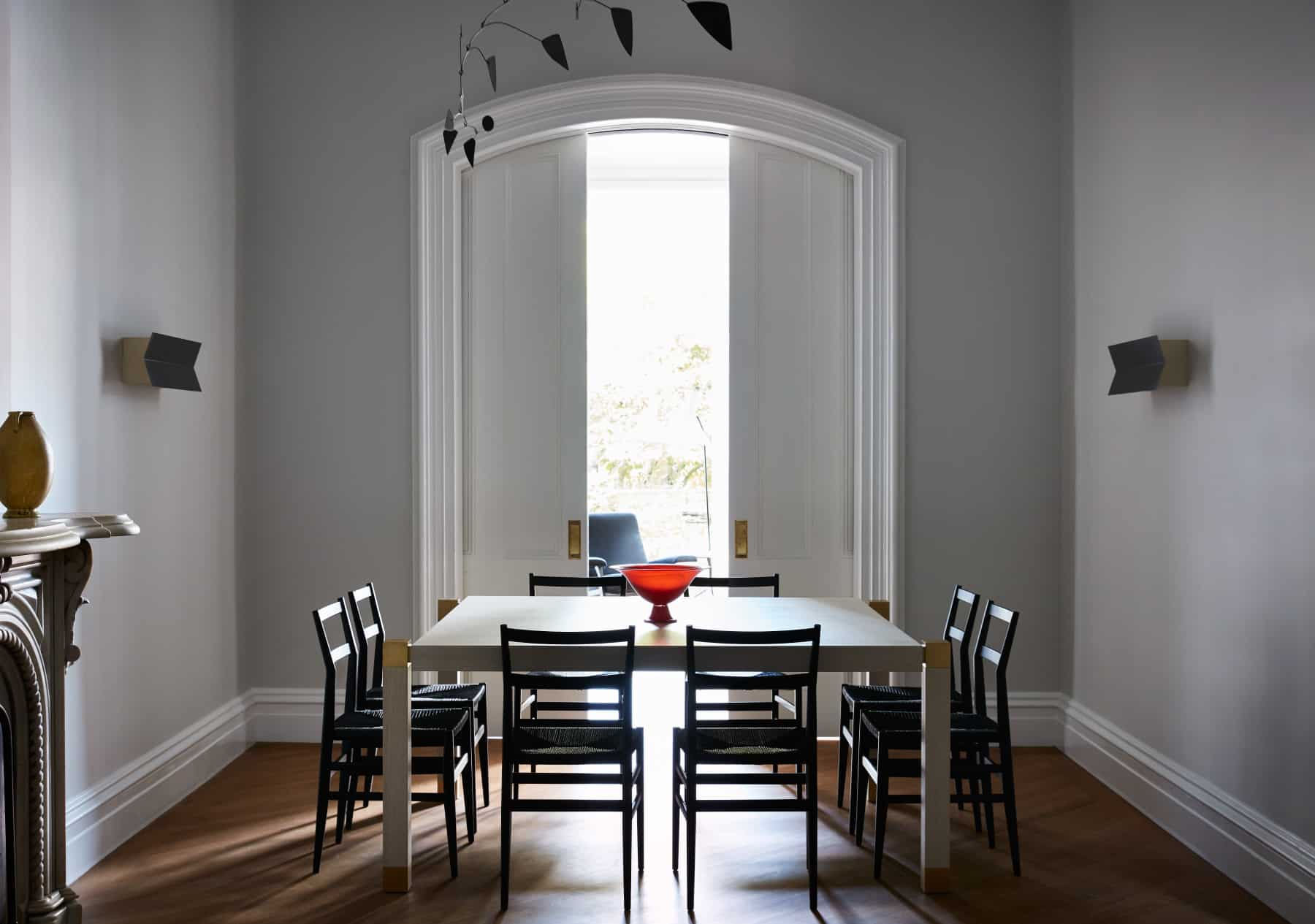 Billy Cotton dining room