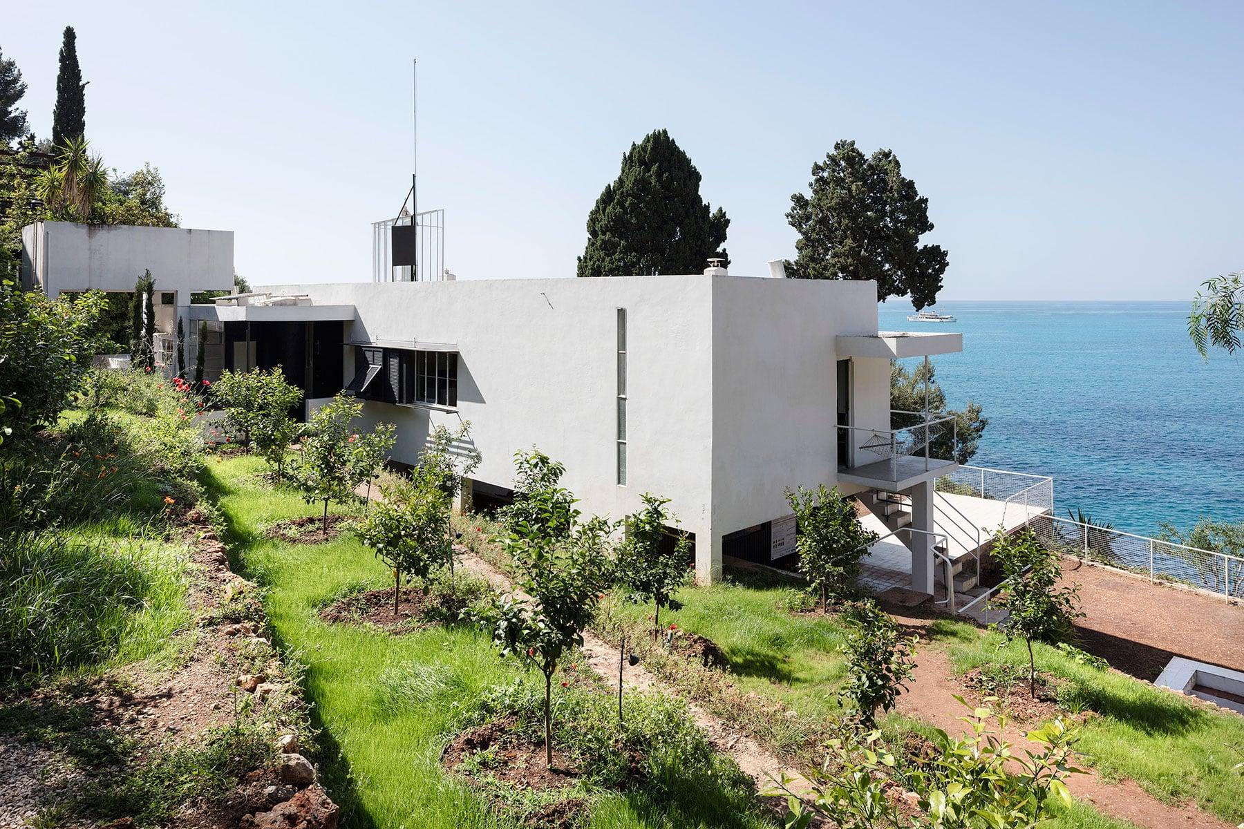 Eileen Gray's villa E-1027