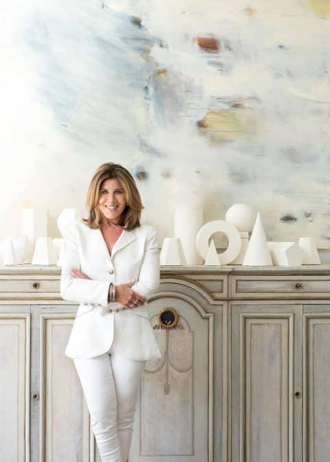 Suzanne Kasler portrait