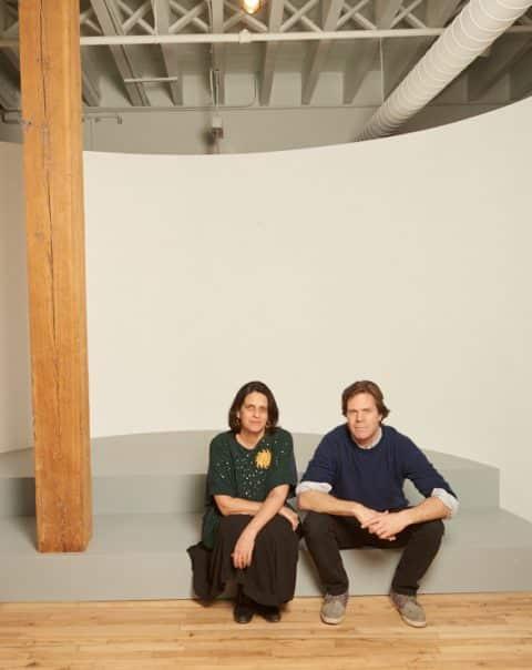 Trattie Davies and Jonathan Toews of Davies Toews Architecture