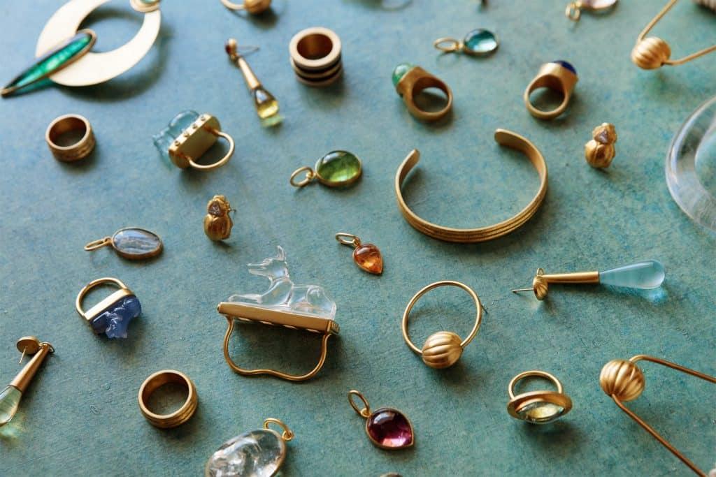 Loren Nicole Jewelry Spread