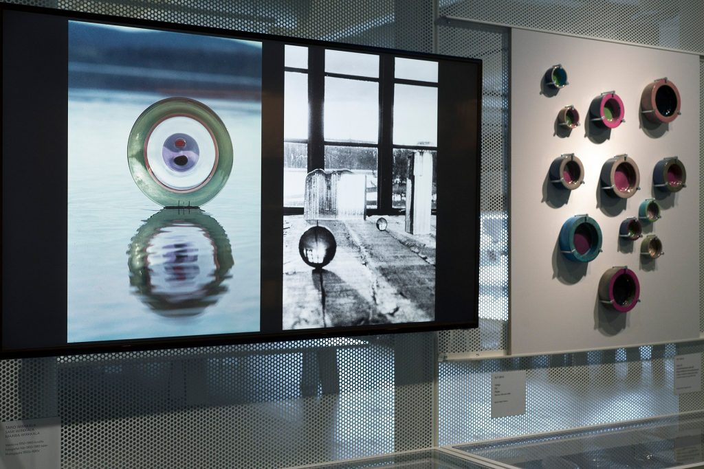 Tapio Wirkkala Rut Byrk Visible Storage EMMA Espoo Museum of Modern Art Helsinki Finland