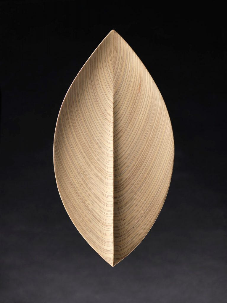Tapio Wirkkala Lehtivati leaf platter