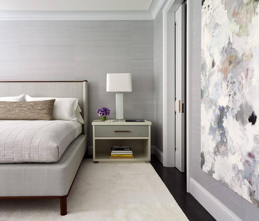 Sawyer Berson Interiors Bedroom