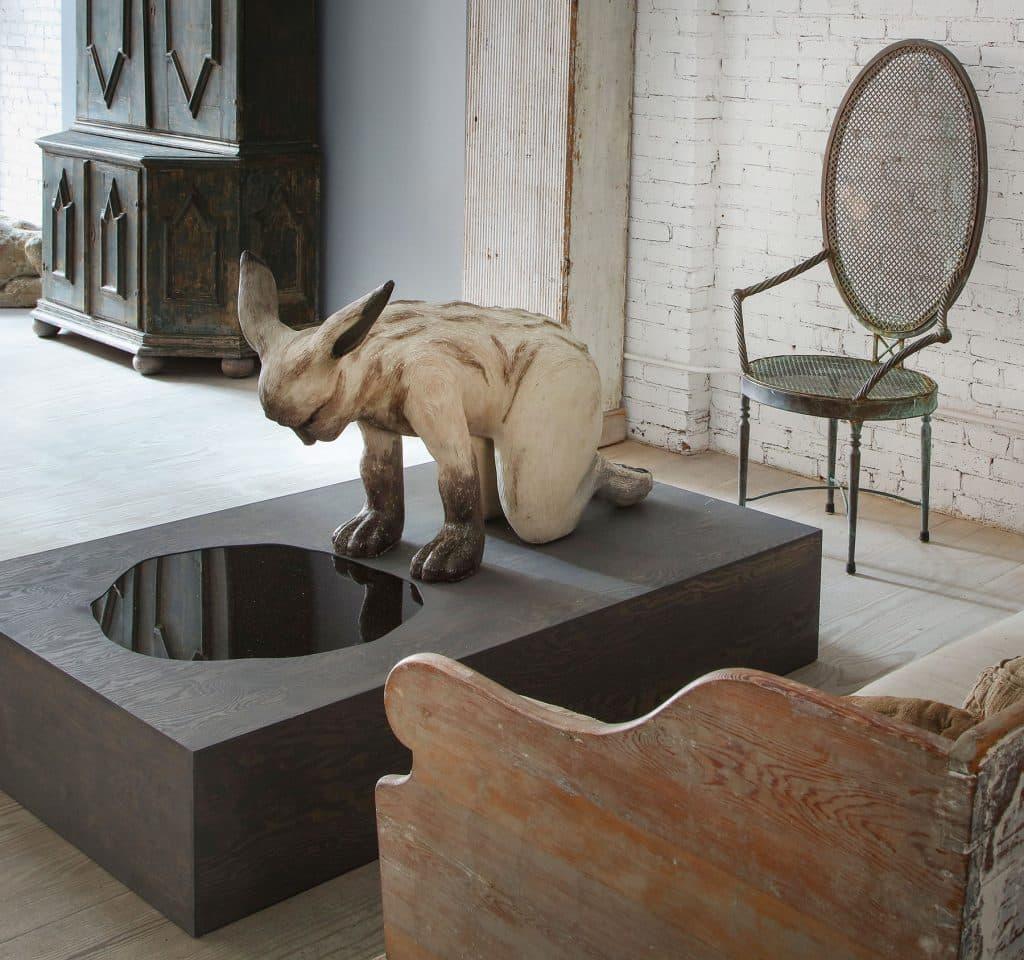 Mirror Mirror by Margit Brundin