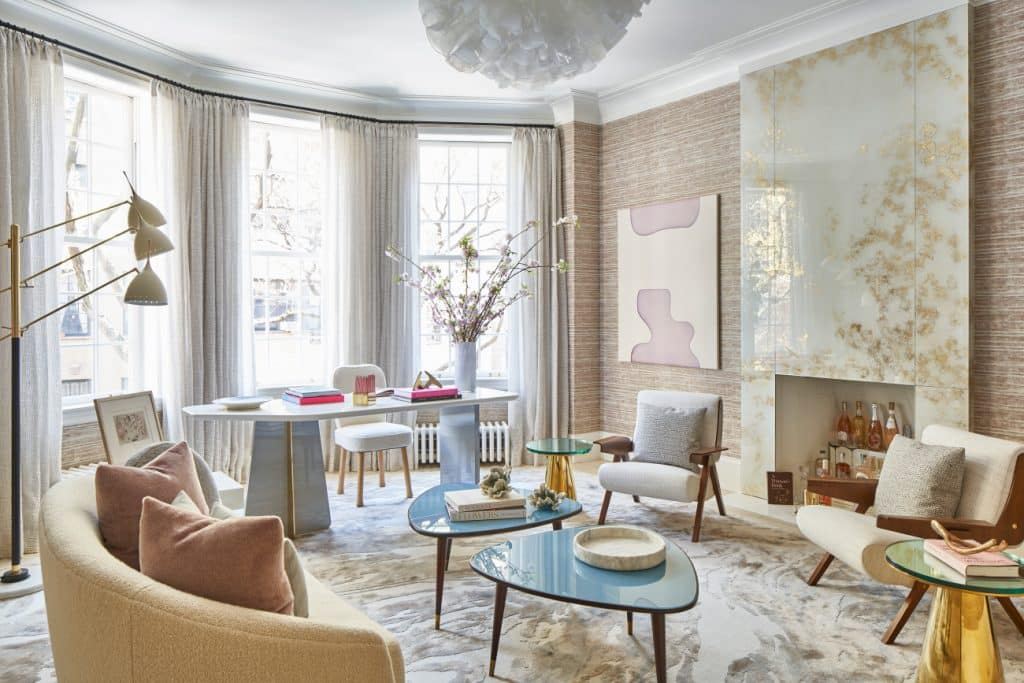 Kips Bay Decorator Show House 2019 New York City Eve Robinson