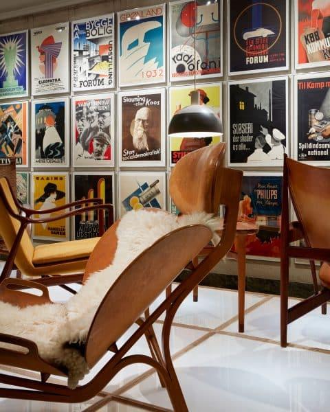 "Designmuseum Danmark, ""The Danish Chair: An International Affair"""