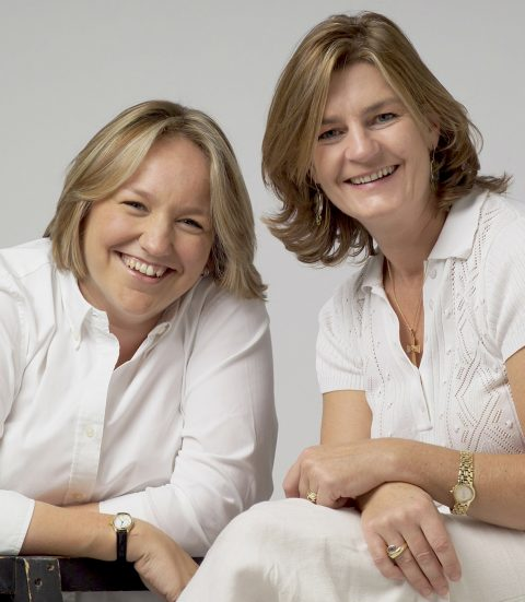 Emily Todhunter and Kate Earle Portrait