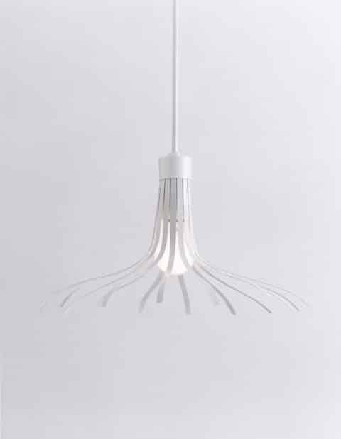 Nendo's Hanabi Lamp