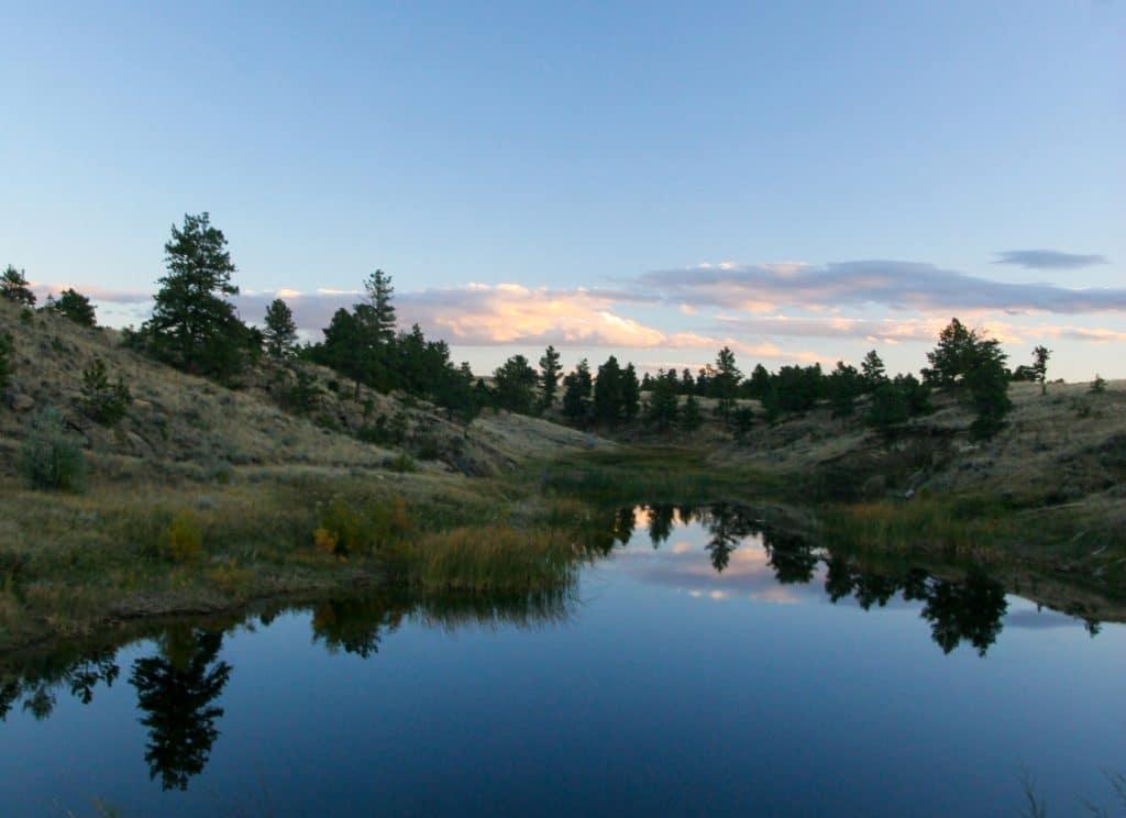 John Greytak's Custer, Montana farm