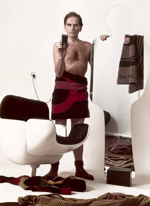 Pierre Cardin in 1974