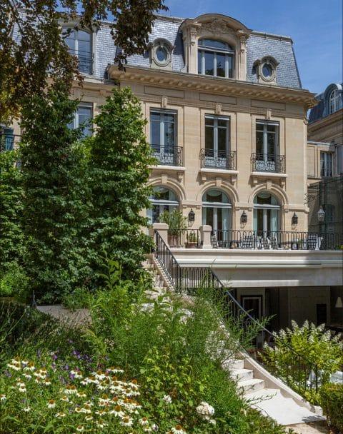 Bryan O'Sullivan mansion exterior