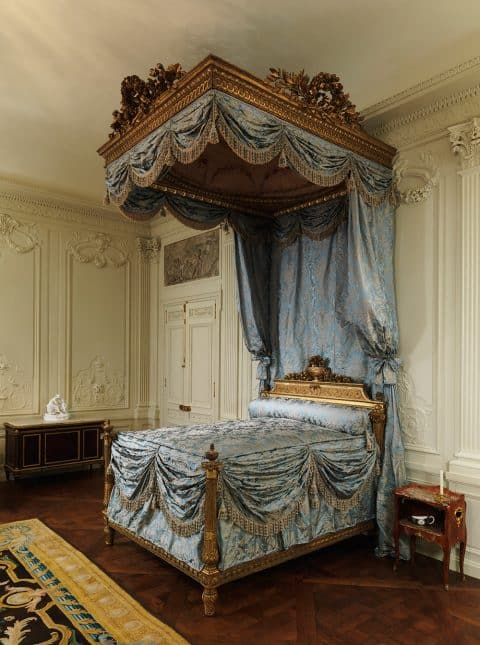 Georges Jacob 1780s tester bed  French Duveen Brothers and the Market for Decorative Arts Charlotte Vignon George Jay Gould