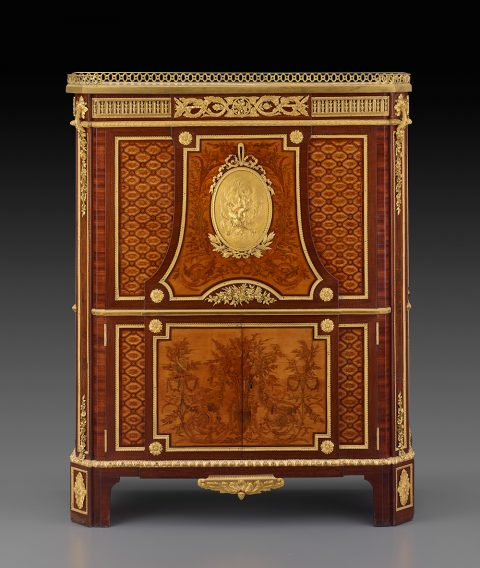 Marie-Antoinette Jean-Henri Riesener upright desk late 1700s Duveen Brothers and the Market for Decorative Arts Charlotte Vignon