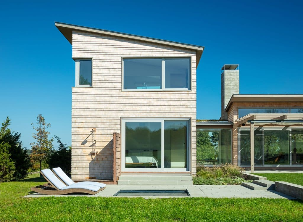 Jim Estes Peter Twombly Estes Twombly architects Narragansett Bay Rhode Island exterior
