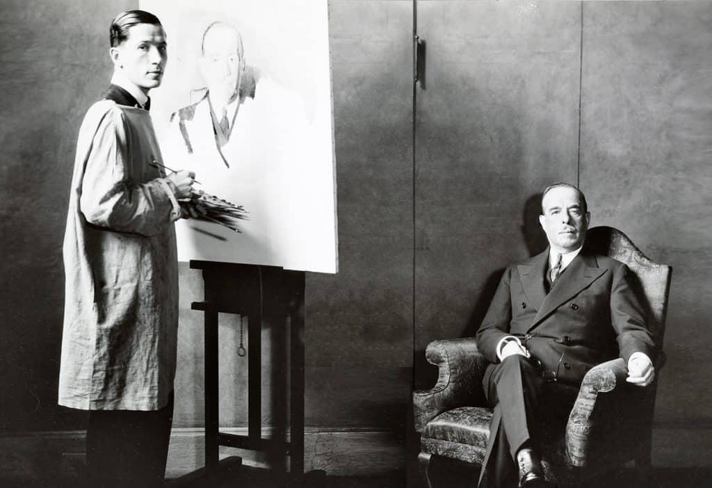 Joseph Duveen portrait 1933 Duveen Brothers and the Market for Decorative Arts Charlotte Vignon